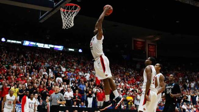 With 71-64 Double OT Win, SDSU Heads to Sweet 16