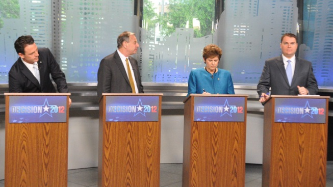 Second Live Mayoral Debate Examined Heated Campaigns