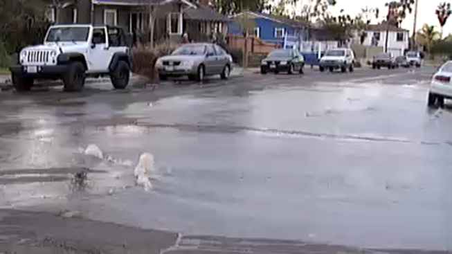 Water Main Break Impacts South Park Residents