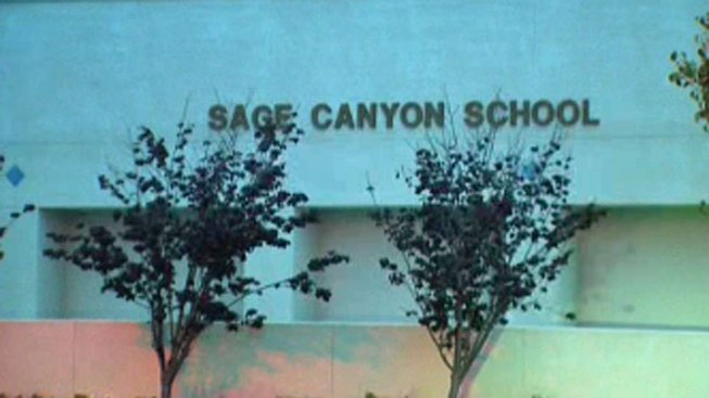 Break-in Reported at Sage Canyon School