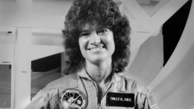 Navy Names New Ship After Local Astronaut Sally Ride