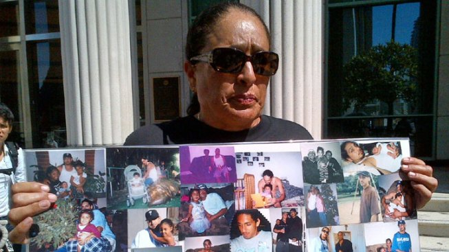 Family Demands Answers in Cop Shooting