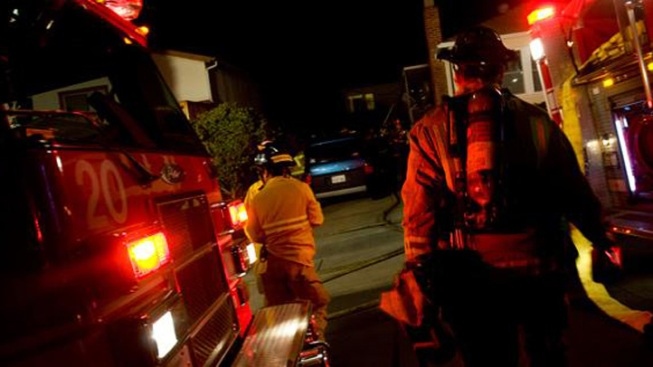 Cigarette Fire Kills Mother, Son: Firefighters