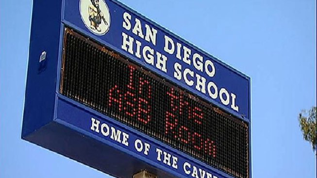 Lockdown at San Diego High Prompted by Foot Pursuit Lifted: PD