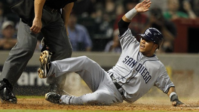 Padres Tagged Out at Plate in Loss to Astros