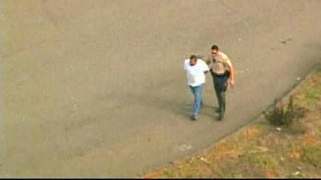 Man Shooting at Gophers Prompts Lockdown
