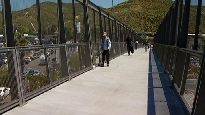 New Footbridge Opens to Public