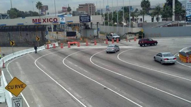 Obama's Budget Includes Funds for San Ysidro Border Crossing Project
