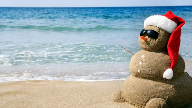 St. Regis Monarch Beach's Winter Sandy-Land