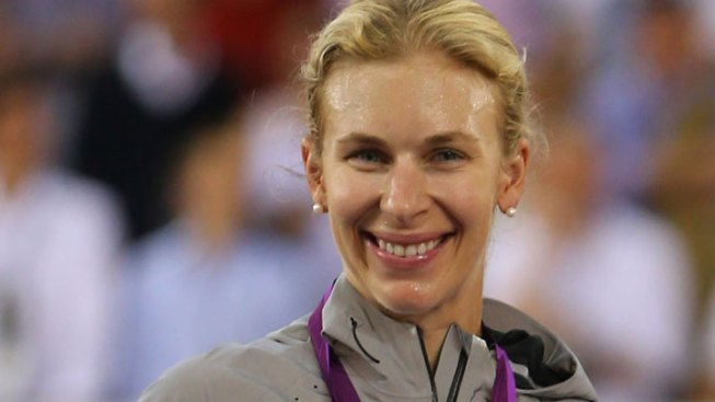 Olympic Silver Medalist Sarah Hammer Comes Home