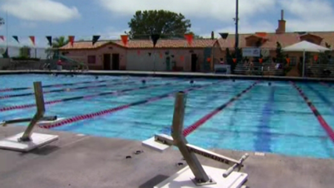 School district seeks to operate new swimming pools nbc 7 san diego for Rogers high school swimming pool