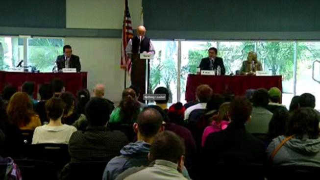 State Senate Candidates Debate