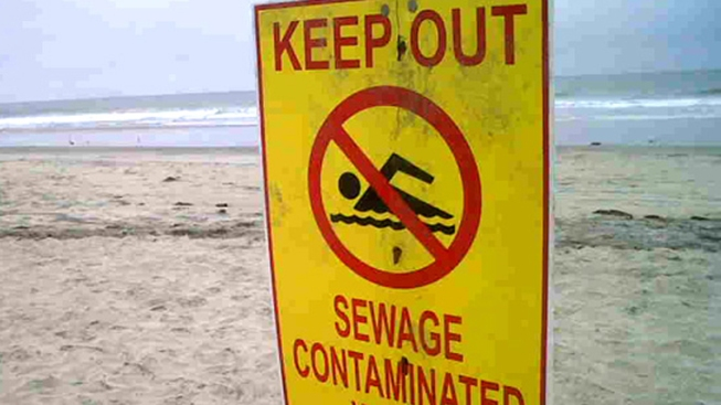 22,000 Gallons of Sewage Spill Near Carlsbad State Beach