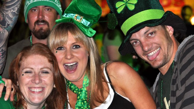 ShamROCK St. Patrick's Celebration Hits Downtown San Diego