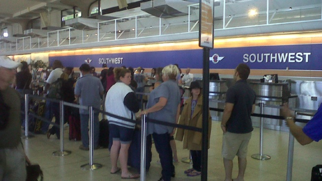 Inspections Continue to Delay Southwest Flights