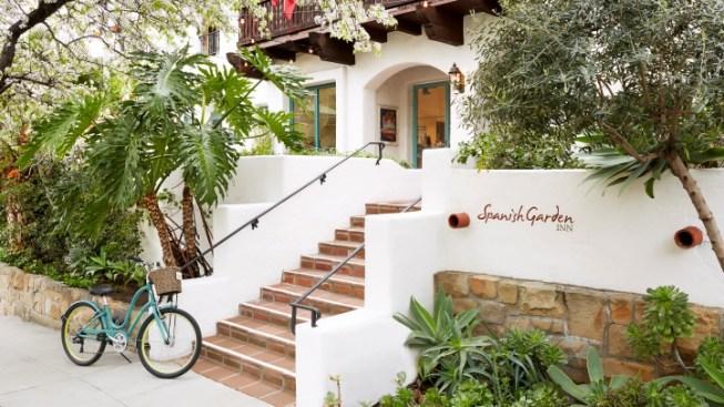 Fly Like a Butterfly for Spanish Garden Inn