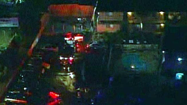 1 Dead, 100 Evacuated After Fire in Spring Valley