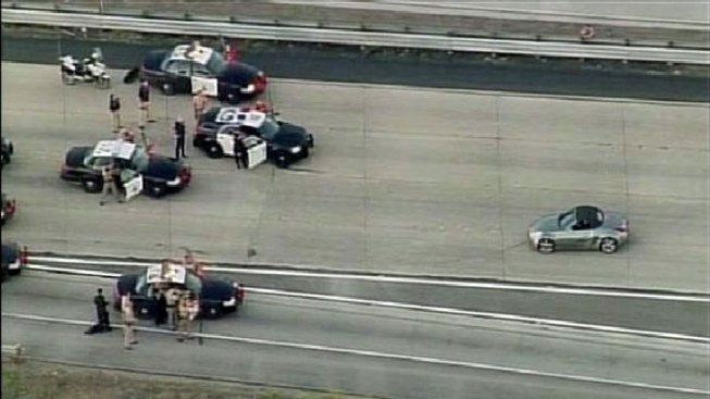 I-5 Pursuit Suspect Booked For Murder