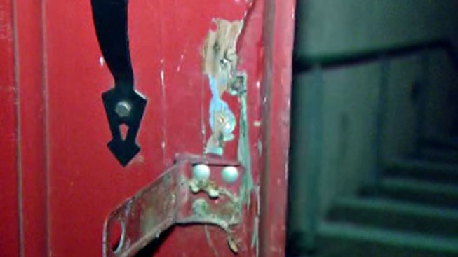 Vandals Caught Breaking Into Starlight Theater