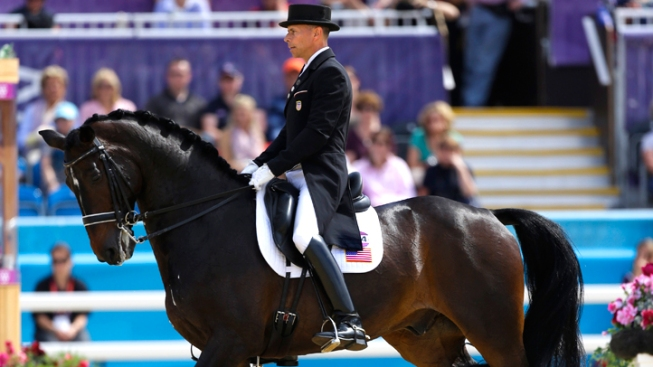 Strong Ride for Steffen Peters