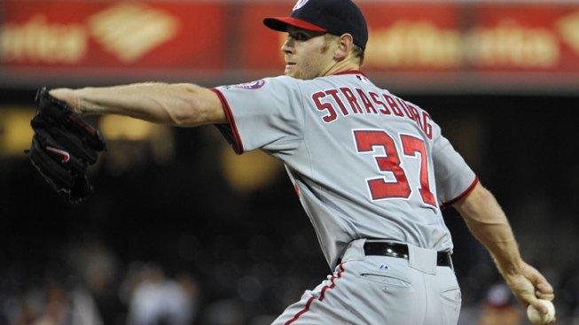 Strasburg Pulls Plug on Padres Comeback