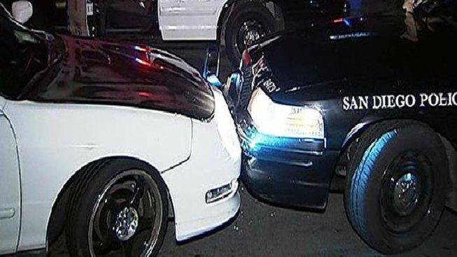 Police Chase Ends in Crash, Arrest
