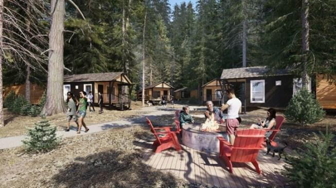 Tenaya Lodge's New Explorer Cabins Are Open