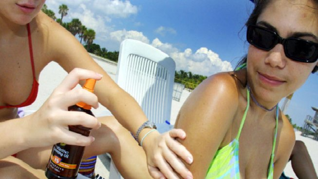 Why Your Sunburn Hurts