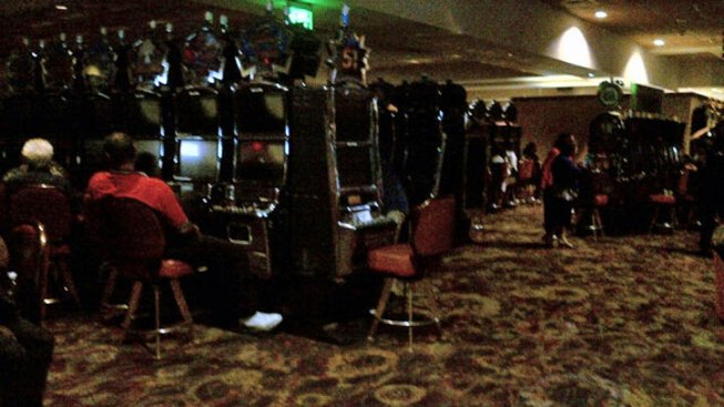 Power Outage Shuts Down Casino's Slots