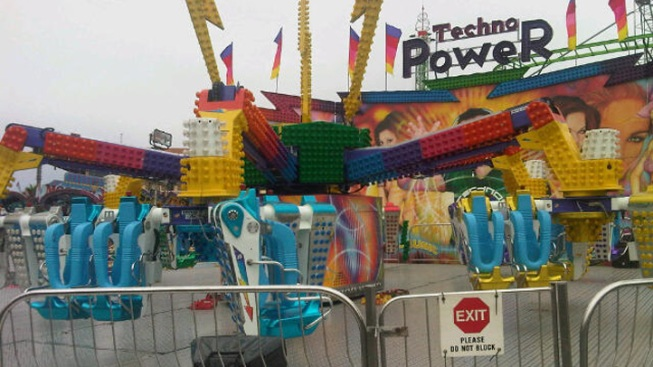 2 Injured on Ride at San Diego County Fair