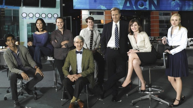 "Rooting for ""The Newsroom"""