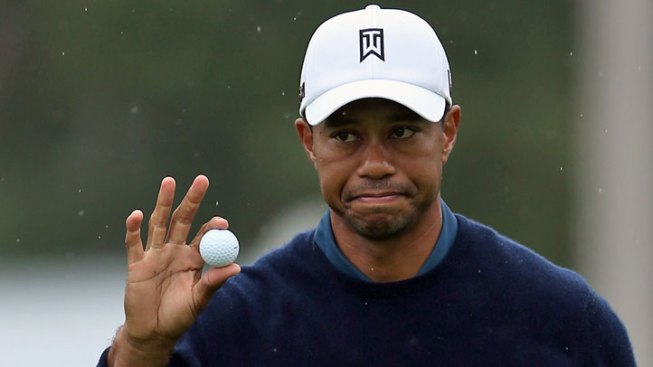 Woods Atop the Leaderboard at Torrey Pines