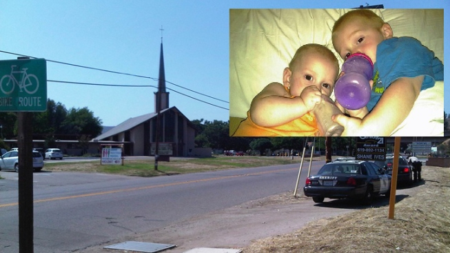 Memorial Service Held for Drowned Toddlers