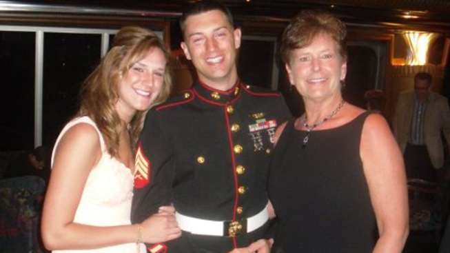 Killed Marine ID'd in Chopper Crash