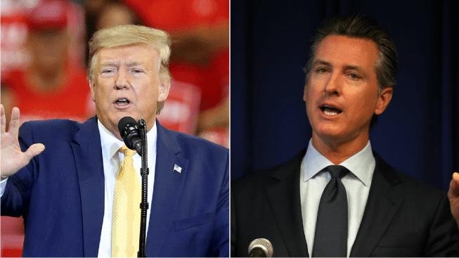 Trump Seeks to Block California as Global Climate Leader