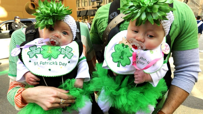 Revelers Worldwide Start to Mark St. Patrick's Day