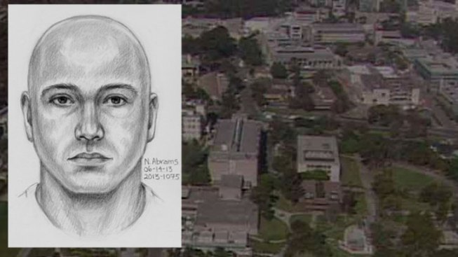 Cops Release Sketch in UCSD Jogger Attack