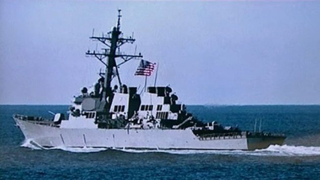 USS Decatur to Return Home Sooner Than Expected