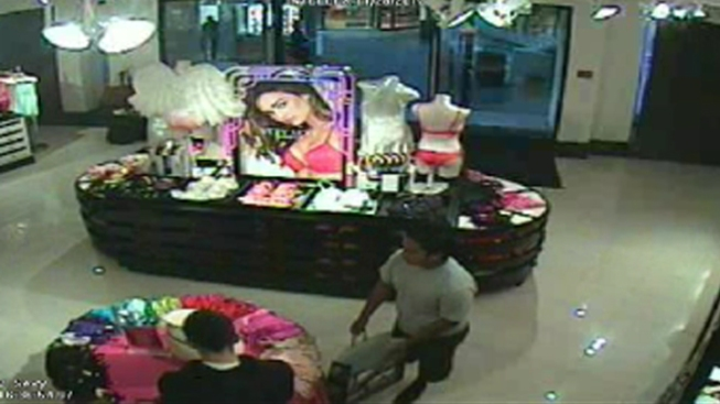 Suspects Steal 300 Pairs of Panties: Cops