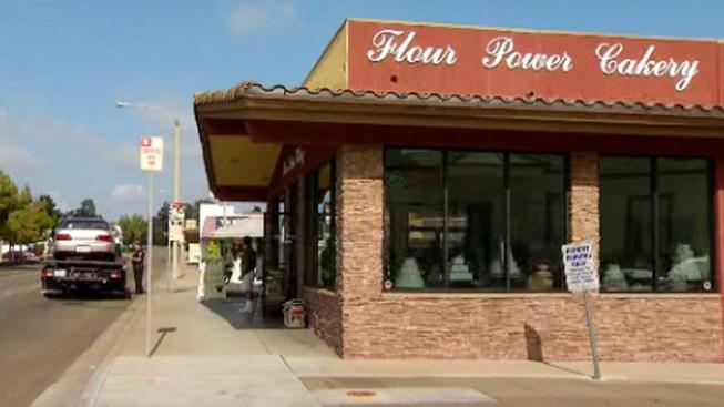 Car Slams into El Cajon Bakery