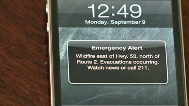 Public Urged Not to Disable Wireless Emergency Alerts
