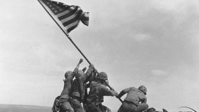 Camp Pendleton Honors Iwo Jima Anniversary