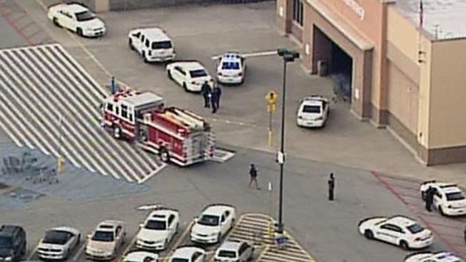 Shoplifting Suspect Shoots Himself After Standoff at Georgia Wal-Mart