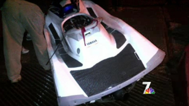 Use of Personal Watercraft a New Trend for Criminal Smugglers