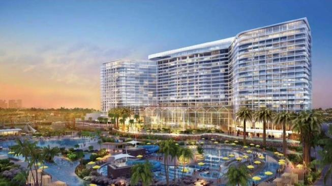 Waterfront Resort Convention Center Planned In Chula Vista