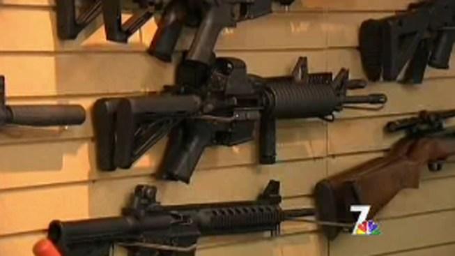 Assault Weapons Ban Triggers Heated Debate