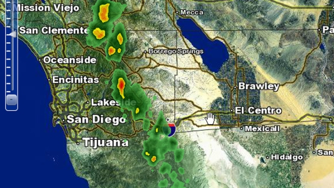 Flood Advisory Issued for Deserts, Mountains, Valleys
