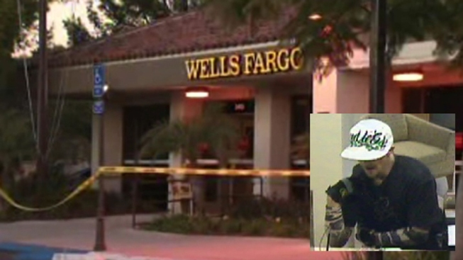 Another Wells Fargo Bank Robbed: FBI