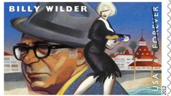 Director Billy Wilder Gets His Own Stamp