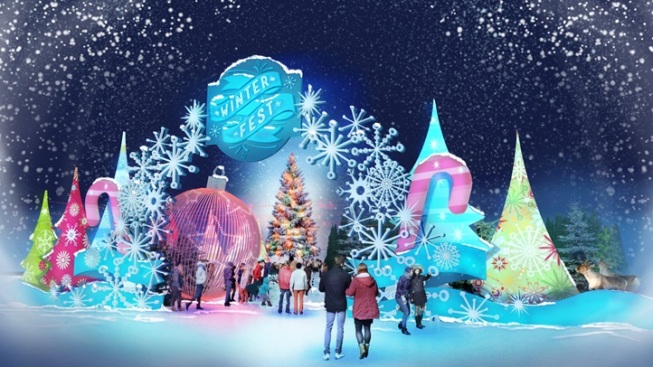 New: Winter Fest at OC Fair & Event Center